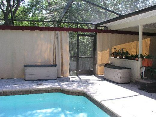 Easy Pool Deck W Privacy Screen: 23 Best Ground Cover For Slopes Images On Pinterest