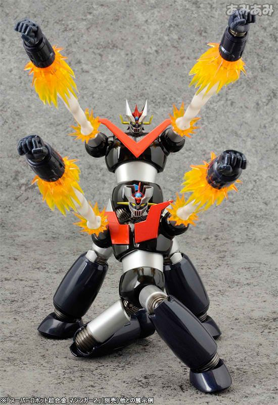 SRC Great Mazinger and Mazinger Z