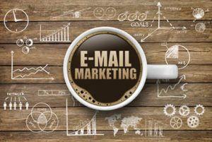Innovatives Emailmarketing ist eine Waffe