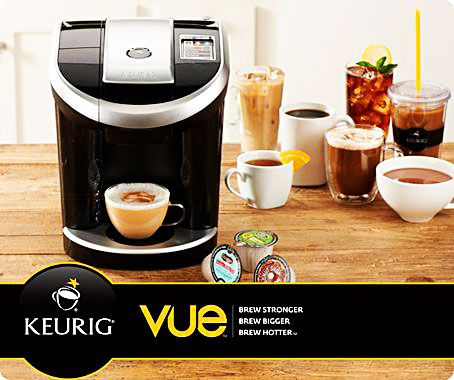 Keurig Vue Review : Your Vue Questions Answered!