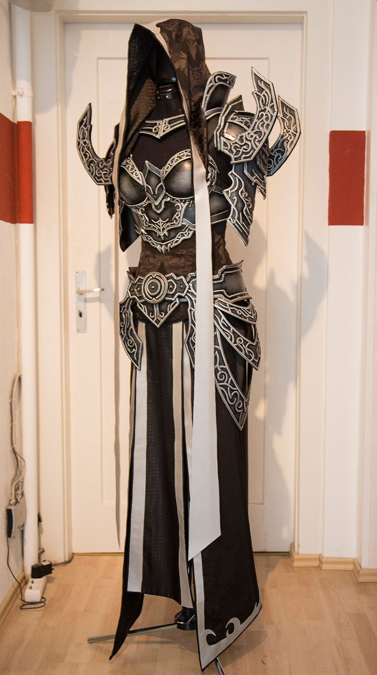 kamuicosplay: Female Malthael - designed by Zack... - smartydragon