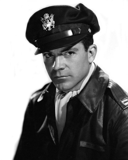 "Dana Andrews– ""The Purple Heart """