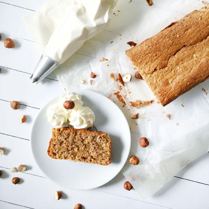 Rezept für leckeren Nusskuchen mit Marroni #Kochen #Küche #Kuchen #Backen #Nuss #Haselnuss #Vermicelles #Kegeln #Dessert #Süsses #Nachspeise #Galaxus