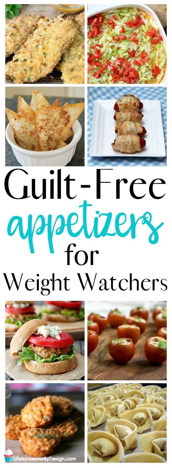 Here are the best guilt-free Weight Watchers appetizers for game day. These Weight Watchers recipes are perfect for Super Bowl or any party.