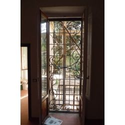 Wrought Iron Gate Door. Customize Realizations. 603