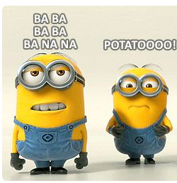I love these little minions!