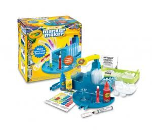 Crayola Marker Maker (8+, Crayola, $25) CTTC - Children's Choice The Noise on Toys – Gold Choice Award Today's Parent Magazine - WOW