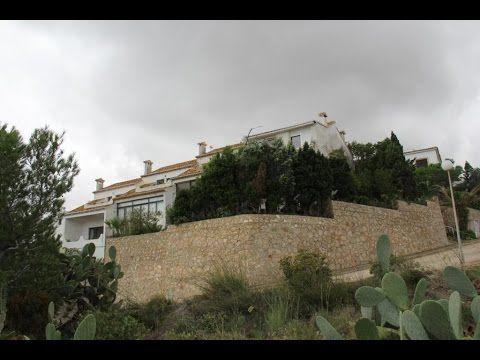 Particulier: vente #villa #Cullera vue mer, proche #Valencia - #Espagne -  Annonces immobilières Plus de détails sur le site #immofrance #international http://www.immofrance-international.com/property/ventre-villa-cullera-espagne/