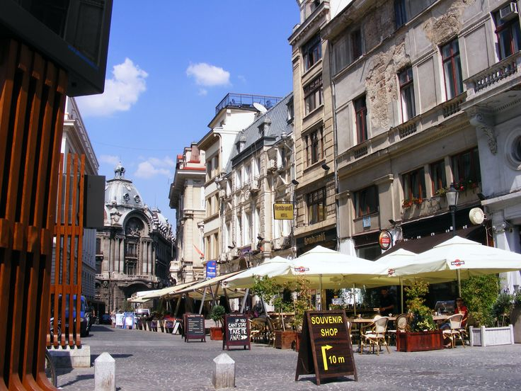 Bucharest, Old City http://www.touringromania.com/regions/bucharest.html
