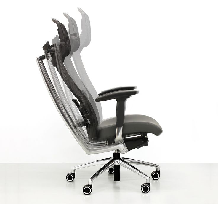 Action chair on Behance