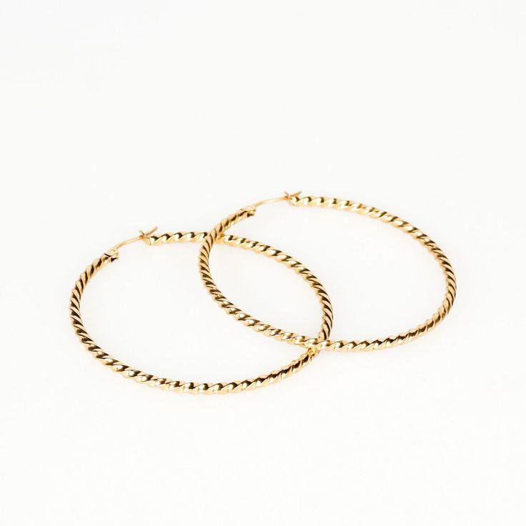 Image of EVERLY | Golden Earrings