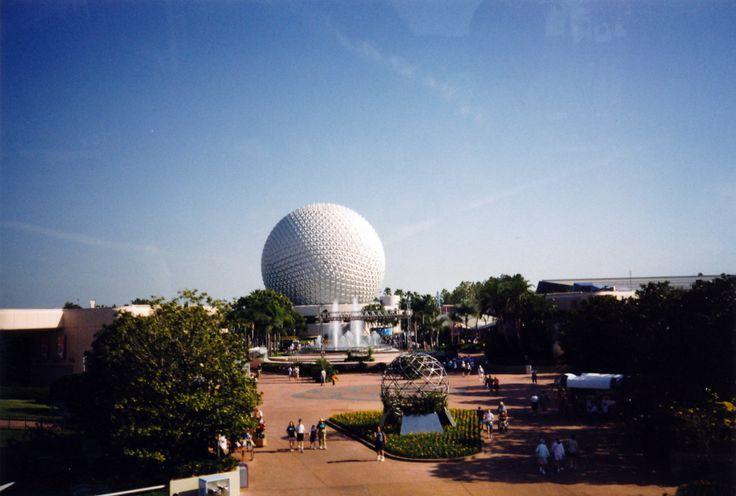 Epcot, Florida
