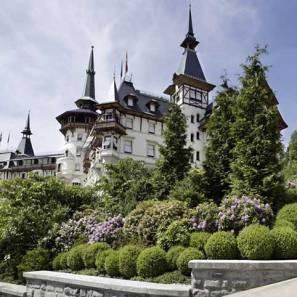 Dolder Grand, Zurich, Switzerland #hotelinteriordesigns