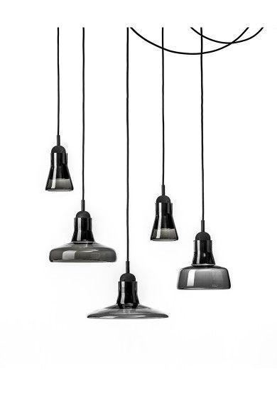 Lampa wisząca Shadows PC897 - lampy Brokis dostępne w sklepie design.