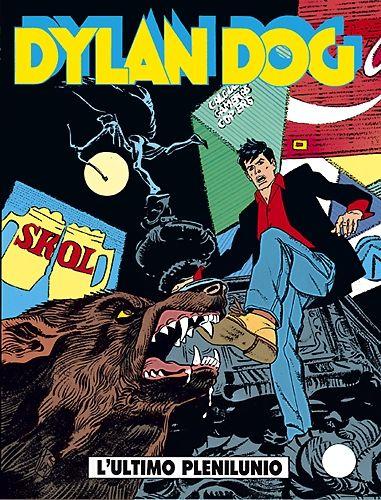 L'ultimo plenilunio - Dylan Dog - Sergio Bonelli