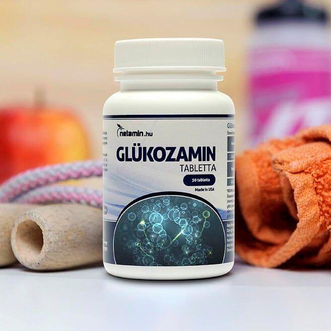 glükozamin az ízületek kezelésére