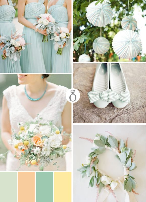 174 Best Lucite Green / Mint Wedding Images On Pinterest | Marriage, Colors  And Mint Weddings