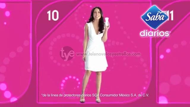 Telenovelas y Estrellas: Fotos de Barbara Mori en su anuncio de Saba diarios http://www.telenovelasyestrellas.com/2011/11/barbara-mori-saba-diarios.html