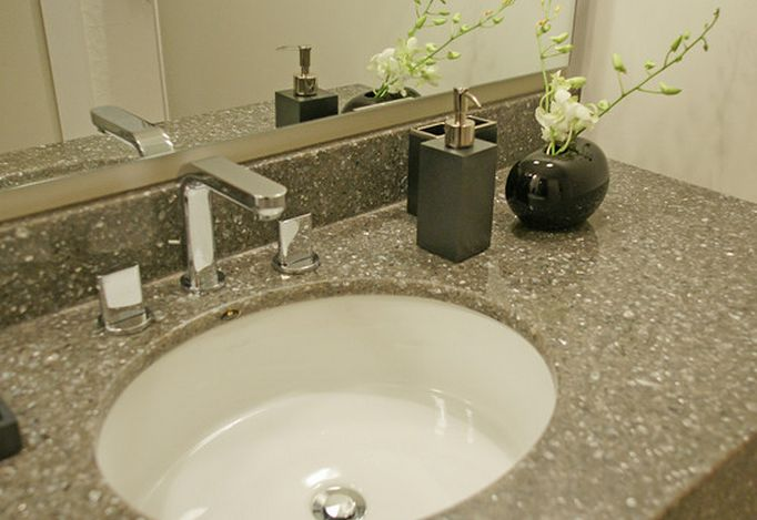 Cambria Quartz Bathroom Countertop Minera Palette Cambria Your Bathroom Pinterest