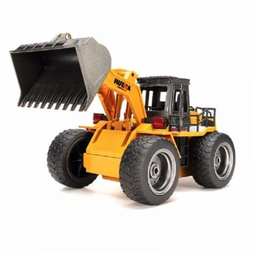 HuiNa-Toys-1520-6-Channel-1-14-RC-Metal-Bulldozer-Charging-RC-Car-Free-Shipping
