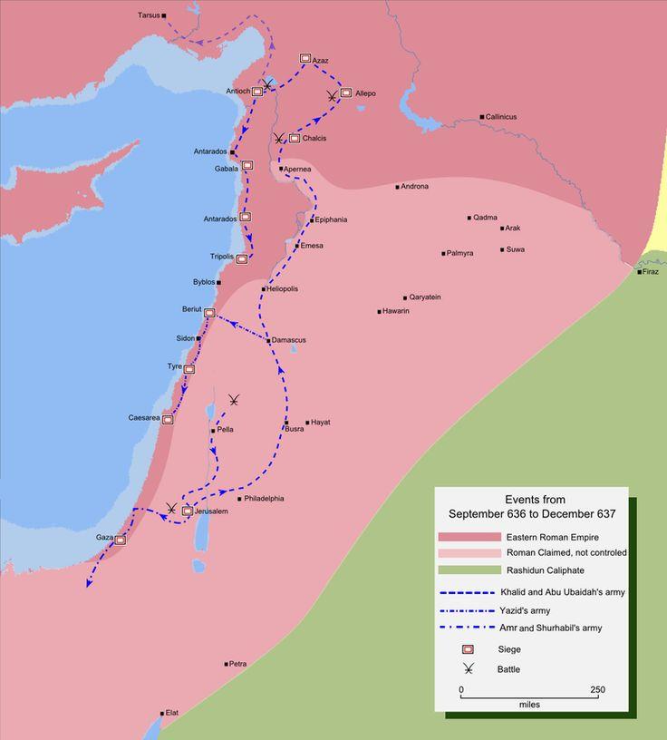 Mohammad adil-Muslim invasion of Syria-4 - Rashidun Caliphate - Wikipedia, the free encyclopedia