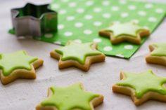 Basisrecept: vormvaste koekjes met glazuur - Zoetrecepten