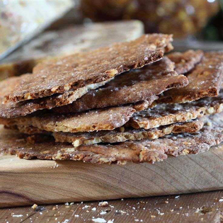 Try this Buckwheat Walnut Flatbread recipe by Chef Maggie Beer.