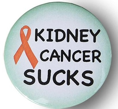 Kidney Cancer Sucks.... Miss and love you dad!