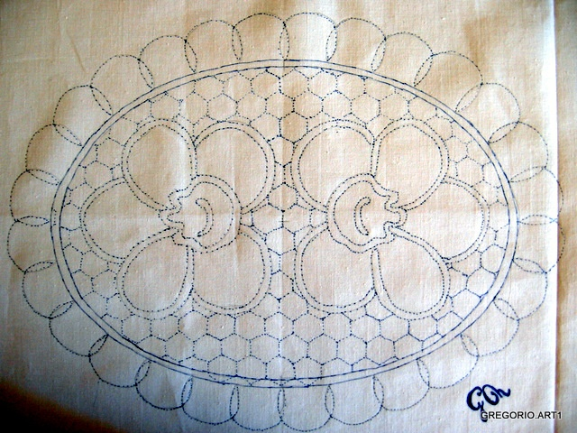 MACRAME ROMANIAN - POINT LACE: DRAWINGS
