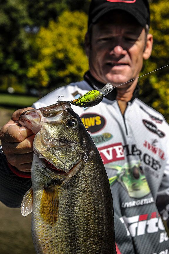 Breaking down flats for spring bass wired2fish dunway for Wired 2 fish