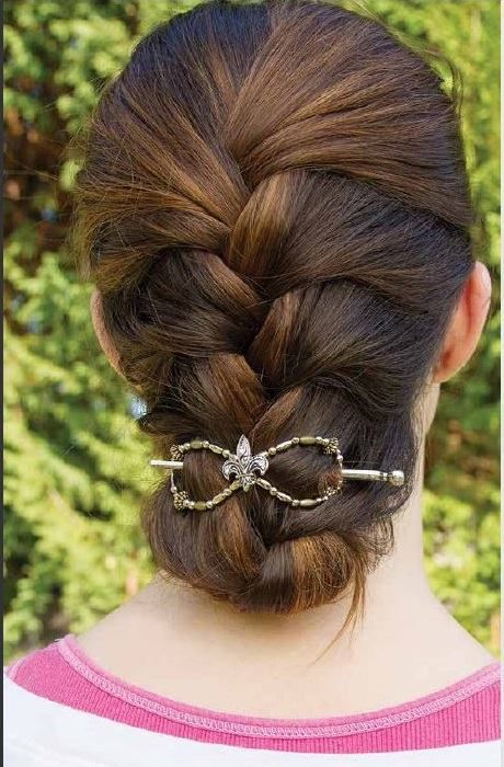hairstyles long hair french