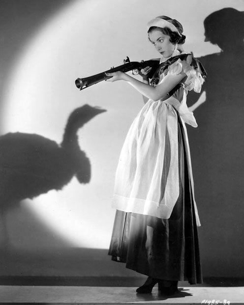 Marsha Hunt, 1935