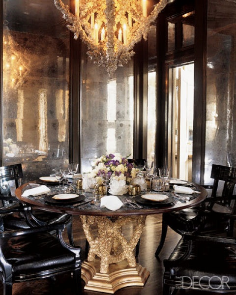 Glamorous Dining Rooms: 554 Best GLAMOROUS DINING ROOMS Images On Pinterest