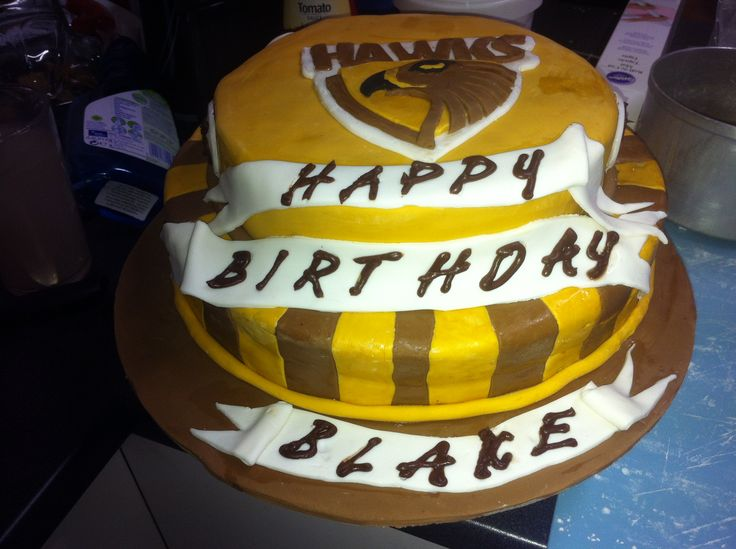 18 Best Hawks Cakes Images On Pinterest Falcons Hawks