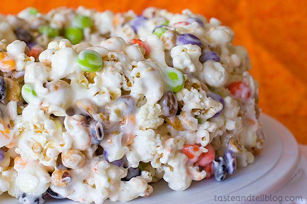 Sweet, Sweet, Popcorn