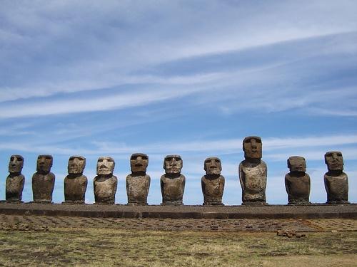 Rapa Nui- Isla de Pascua