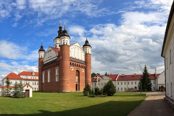 The Monastery of the Annunciation in Supras, Poland