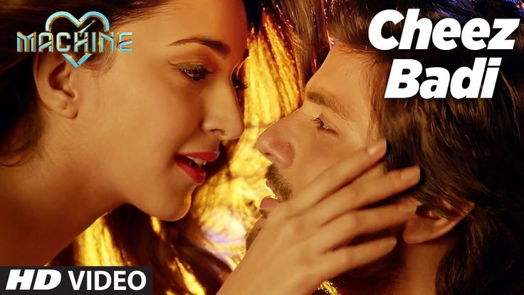 Cheez Badi Video Song   Machine   Mustafa & Kiara Advani   Udit Narayan & Neha Kakkar   T-Series - YouTube
