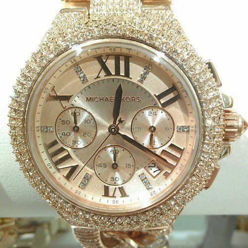17 best images about relojes michael kors men michael kors mens watch gold diamonds