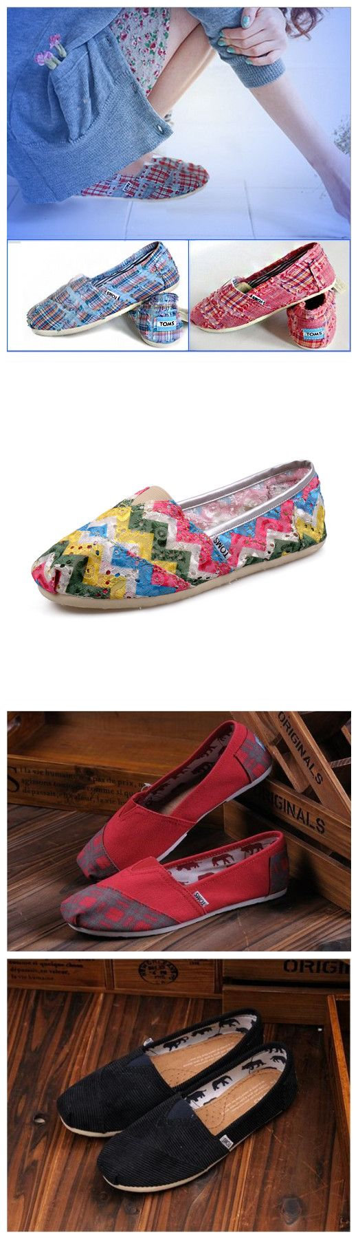 Just to buy the TOMS shoes here, they are both extremely comfortable and extremely stylish.The most important is they are quality guaranteed but cheap,welcome order now!
