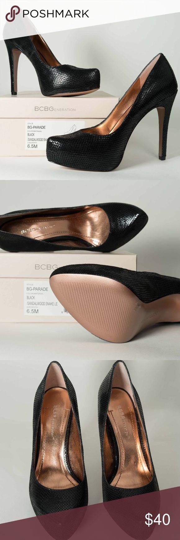 Selling this BCBGeneration stilettos NWT on Poshmark! My username is: autigers757. #shopmycloset #poshmark #fashion #shopping #style #forsale #BCBGeneration #Shoes