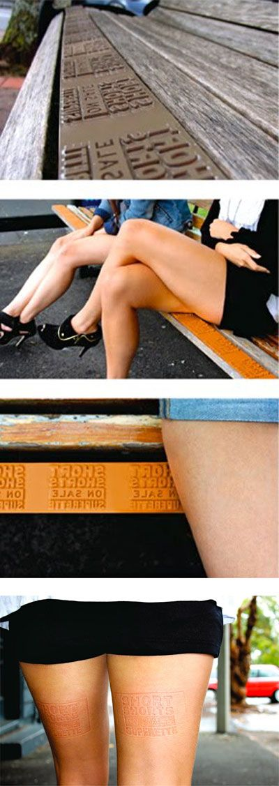 Advertising - clever!