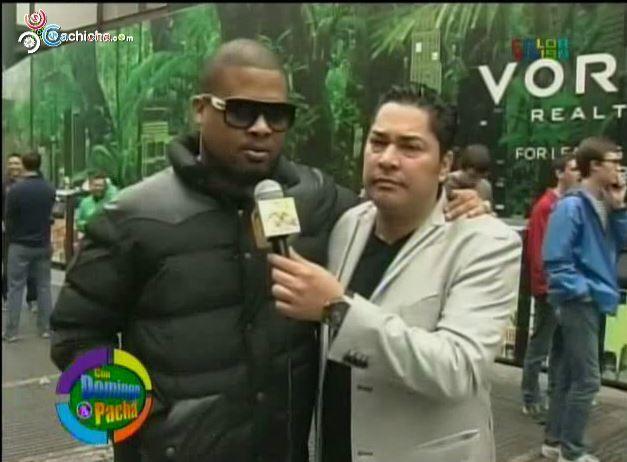 El Pachá Analiza Junto Al Lapiz Conciente La Delincuencia En El País @DomingoyPacha @Manny_Peralta @ElPachaOficial #Video