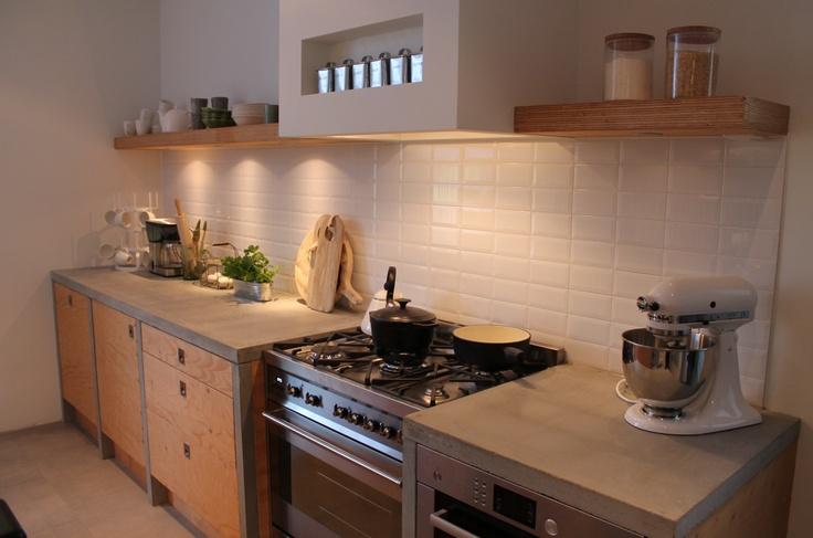 Keuken | Kitchen ★ Ontwerp | Design JY Design