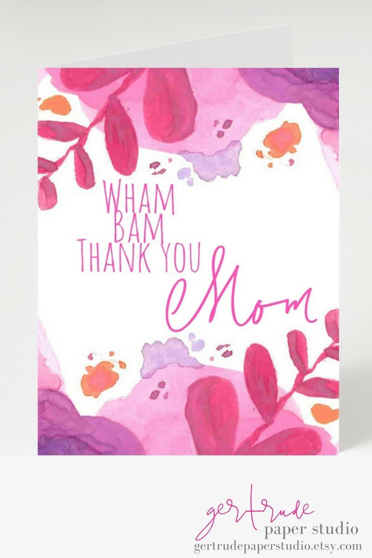 Mothers Day Gift Ideas What A Sweet Card For Mom Funny Greeting Cards