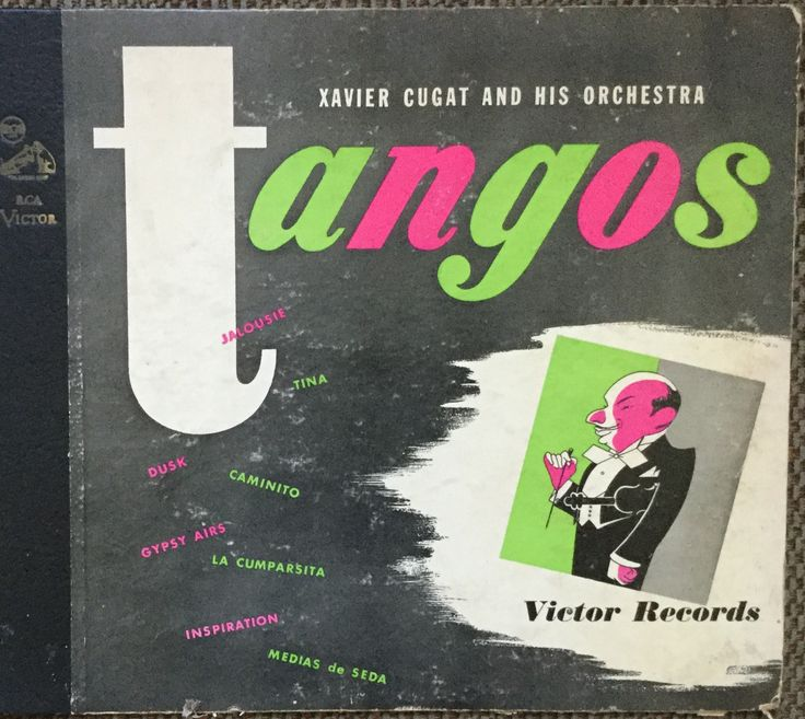Enric Madriguera And His Orchestra Madriguera And His Orchestra Siboney - Adios