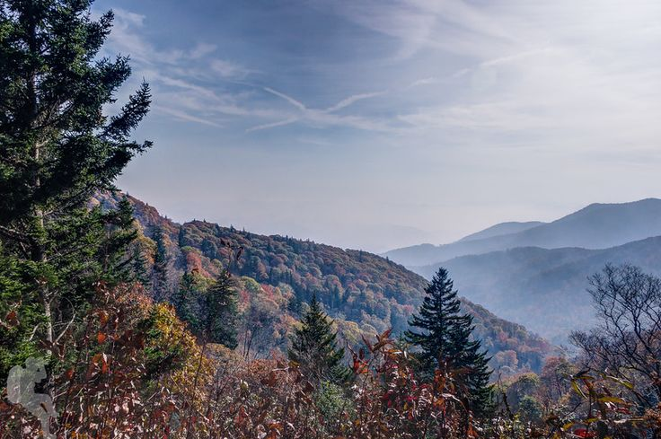Cut-Off Ridge, Nantahala National Forest is one of the new photos in my HDR Portfolio.