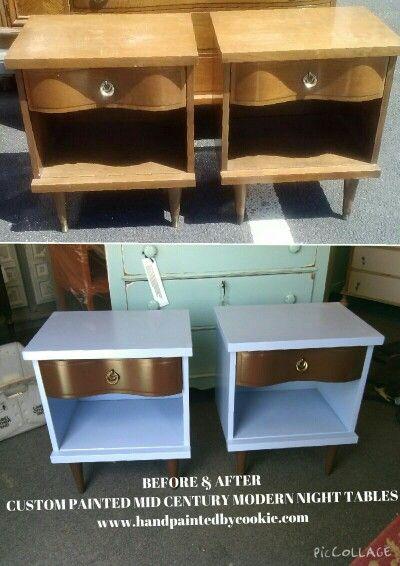 #vintagefurniture #paintedfurniture #retro #midcenturymodern  #midcenturyfurniture #custompainting