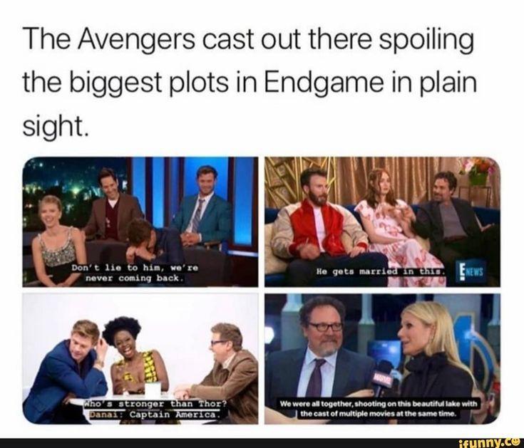 Hulk Endgame Marvel Comics Avengers Cast Marvel Comics Funny Avengers