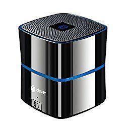 iClever IC-BTS02 ポータブルBluetooth 4.0ワイヤレススピーカー 超大型5Wドライバ付き 内蔵マイク、パワフルな音質、充電式、ポータブルミニ亜鉛合金シェルスピーカー MP3プレーヤー、スマートフォン、パッド、ラップトップや他の多くのデバイスに適用 おすすめ度*1 小型で手のひらサイズのコンパクトワイヤレススピーカー。5Wドライバーだが、密度感とクリアさもそれなりにあり、かなり遠くまで音が届くのが特徴。 【1】外観・インターフェース・付属品 充電用のUSBケーブルとAUXステレオケーブル、それに英語のマニュアルが付属する。BT接続以外にAUXを使った入力が可能。 【2】…